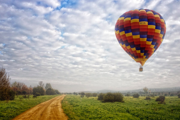 Ce nu se permite în timpul unui zbor cu balonul?
